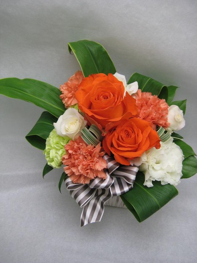ギフト用生花アレンジメント(g-f001)