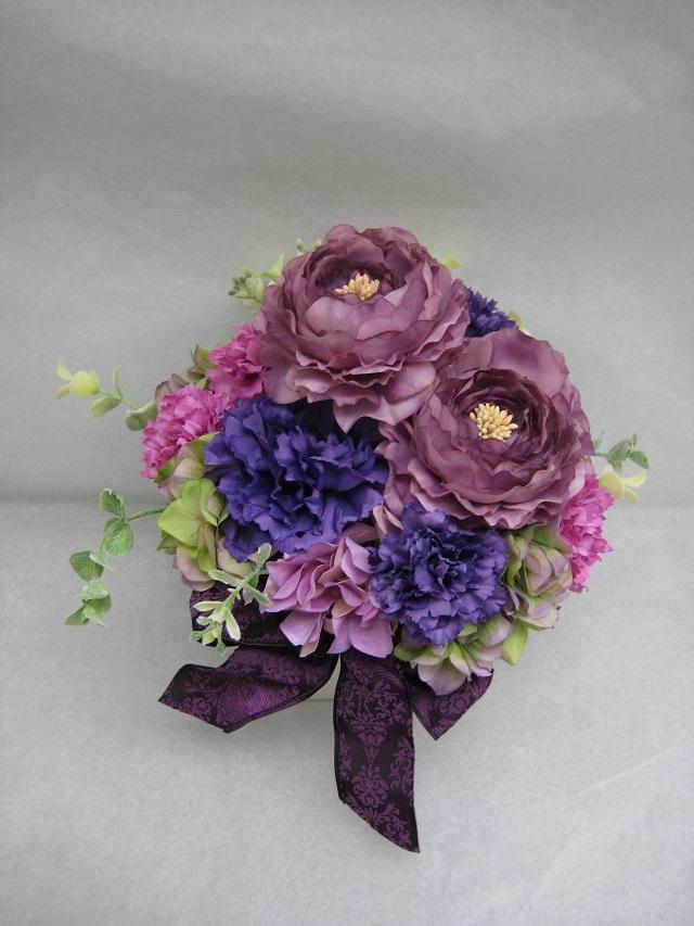 ギフト用造花アレンジメント(g-a001)